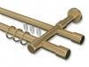 Garnyže Kombinované Mosaz Imitace 16mm Ø - c