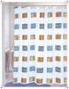 Koupelnové závěsy PVC Beau